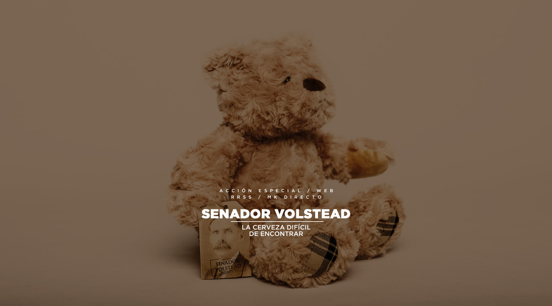 new cover senador volstead